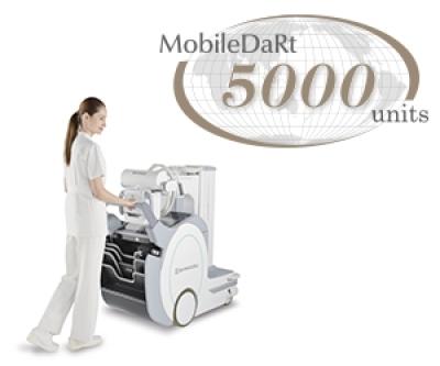 MX8 5,000 Units Sold