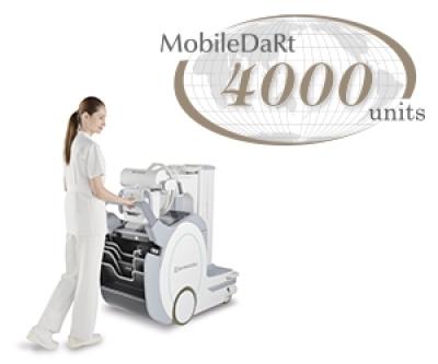 MX8 4,000 Units Sold